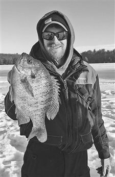 Time to pursue panfish as game fishing ends