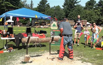TREES TO HOST FOREST FEST, 75TH ANNIVERSARY PARTY